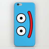 Dragon Quest's Slime iPhone & iPod Skin