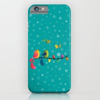 Fly High, My Babies - Merry Christmas iPhone 6 Slim Case