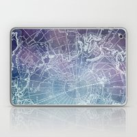 Polar Purples Laptop & iPad Skin