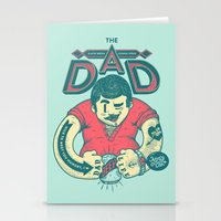 THE DAD Stationery Cards