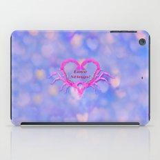 Love Stings iPad Case