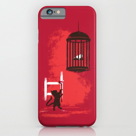 paint my way up iPhone & iPod Case