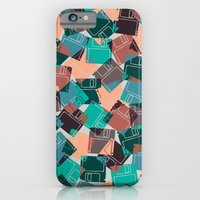 iPhone & iPod Case featuring FLOPPY by Wagner Campelo