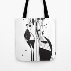 Sleepless nights - Emilie Record Tote Bag