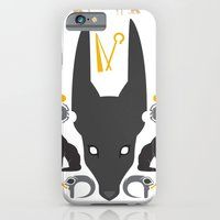 iPhone & iPod Case featuring  Mr. Jacquel by Ashley Hay