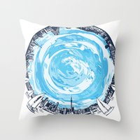 Paronamic NZ Throw Pillow