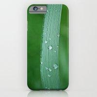 grass drop iPhone 6 Slim Case