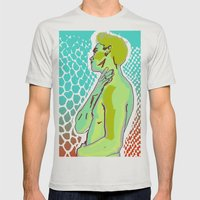 Snake Charmers Season2-04 Mens Fitted Tee Silver SMALL