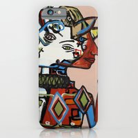 iPhone & iPod Case featuring Dispositionism by Amos Duggan