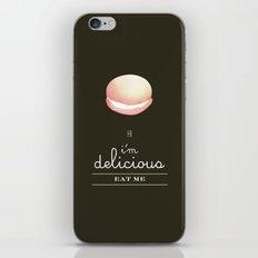 Hi I'm Delicious iPhone & iPod Skin