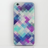 on the cool side iPhone & iPod Skin