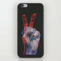 victory! iPhone & iPod Skin