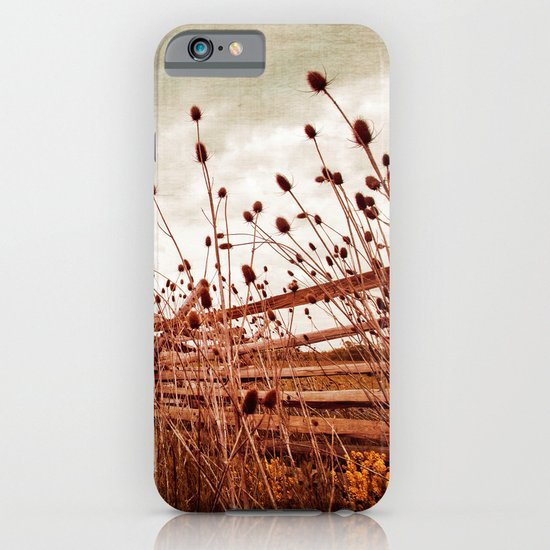 Scattered Thoughts of Yesteryear iPhone & iPod Case