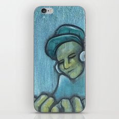 composer iPhone & iPod Skin