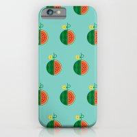 Fruit: Watermelon iPhone 6 Slim Case