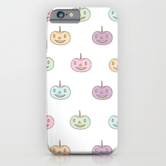 Jack o Lantern pastels  iPhone & iPod Case