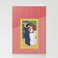 Dance In The Country By … Stationery Cards