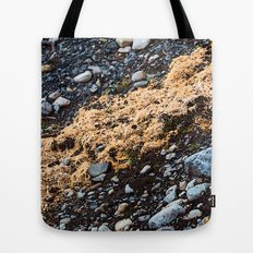 Land on the rocks Tote Bag