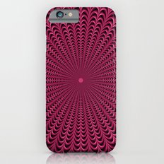 Pockets in Cerise Slim Case iPhone 6s