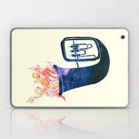 Natural Trumpet Laptop & iPad Skin