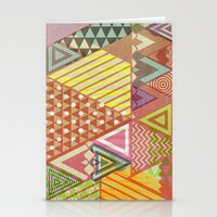 A FARCE / PATTERN SERIES… Stationery Cards