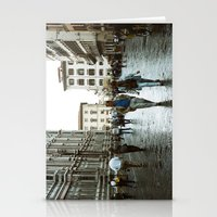 DUOMO VI- WALK BY Stationery Cards