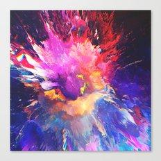 Mirupt Canvas Print