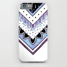 Iridescent Feathers Slim Case iPhone 6s