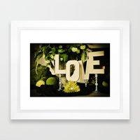 I Spy. Framed Art Print