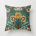 Rococo Throw Pillow