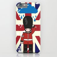iPhone & iPod Case featuring LONDON by OSCAR GBP