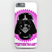 iPhone & iPod Case featuring Luke, I am your mother by Villaraco