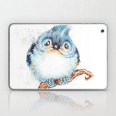 Baby titmouse Laptop & iPad Skin