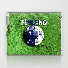Old football (Finland) Laptop & iPad Skin