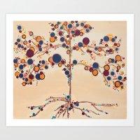 :: Family Tree :: Art Print