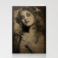 Virgin Vampire Stationery Cards