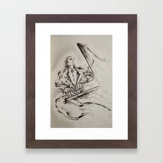 Maestro Framed Art Print