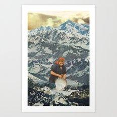 Preserve Art Print