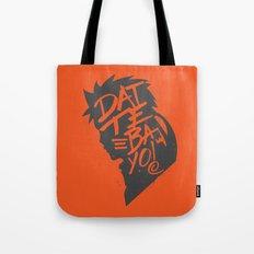 Will of Team 7 [Orange-Alt] Tote Bag