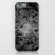 Paris Map #2 iPhone 6 Slim Case