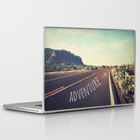 adventure Laptop & iPad Skins featuring adventure by Sylvia Cook Photography