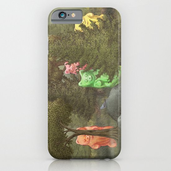 Wild Gummy Bears iPhone & iPod Case