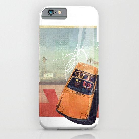 Getaway Car | Collage iPhone & iPod Case