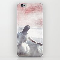 Fog Portrait iPhone & iPod Skin