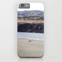 In the middle of nowhere, Iceland iPhone 6 Slim Case