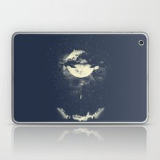 MOON CLIMBING Laptop & iPad Skin