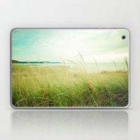 September At The Beach Laptop & iPad Skin