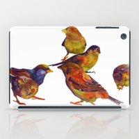 Sparrows iPad Case