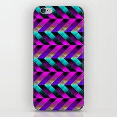 Dark Purple iPhone & iPod Skin