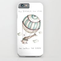 The higher you climb, the better the view iPhone 6 Slim Case